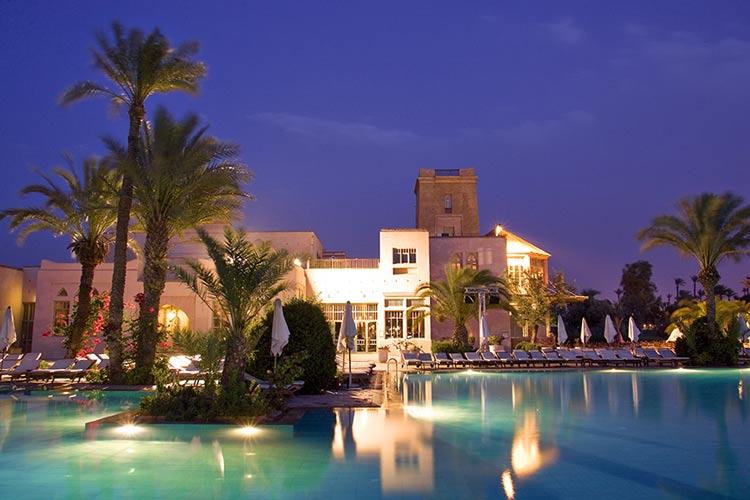 CLubMed Marrakesch la Palmeraie Marokko
