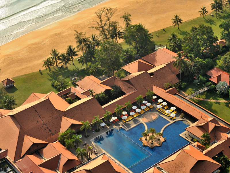 Club Med Cherating Beach - Malaysia, Indischer Ozean